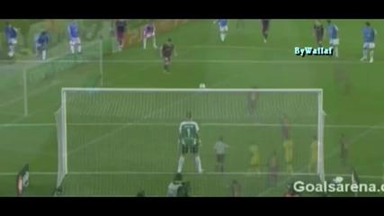 Lionel Messi 52 Goals - 2010 - 2011hd
