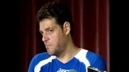 Селекционерът Пламен Константинов за целите и проблемите пред националния отбор  - част 2