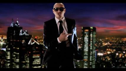 Hd - Pitbull Featuring Chris Brown - International Love