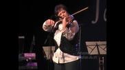 Емилия Кирова И Спенсър - Не Казвай Любе &czardas; Monti - на живо - 2009