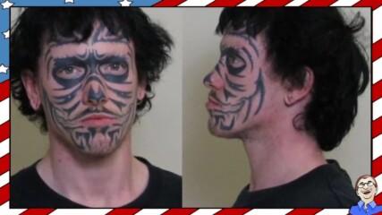 Татуировка на лицето? О, не!