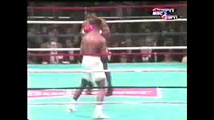 Mike Tyson vs. Tyrell Biggs 1987.10.16