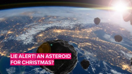 "The truth about the ""Christmas asteroid"""