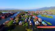 """Езерото Инле в Мианмар (""""Без багаж"""" еп.175 трейлър)."""