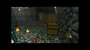 #4 Minecraft: Изследване на пещери [bg]