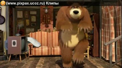 Машенка и мечока 15 серия (маша доктор)