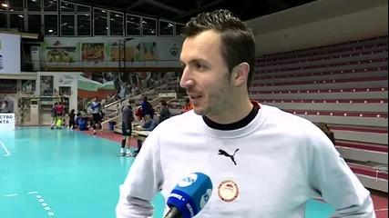 Боян Йорданов: Имах нужда от почивка и съм готов за игра