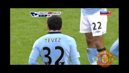 Брилянтния гол на Робин Ван Перси срещу Сити