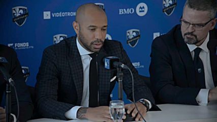 Canada: It's about fighting - Montreal's new manager Thierry Henry