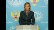 Russia: Aleppo's humanitarian crisis 'worsening' amid US inaction - Zakharova
