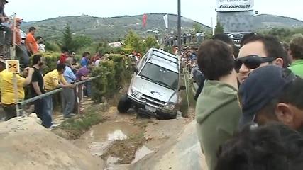 Mitsubishi Pajero Pinin Gdi Trial