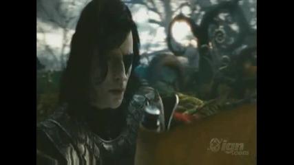 Първият официален трейлър на игралния филм Алиса в страната на чудесата с Джони Деп 2010