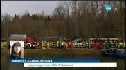 Жертви и над 150 ранени при сблъсък на два влака в Германия (ВИДЕО+СНИМКИ) - обедна емисия