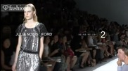 First Face New York Springsummer 2012 Fashion Week - First Face Countdown