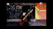 [високо качество] D12 - My Band [ На живо на филмовите награди на Mtv 2004 ]