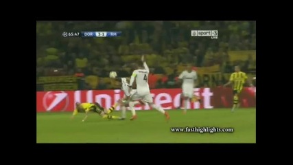 Борусия Дортмунд Реал Мадрид