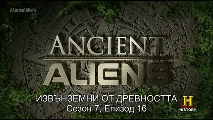 Ancient Aliens s07e16 The Vanishings + Bg Sub