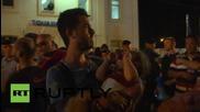 Croatia: Police, refugee tensions reach breaking point in Tovarnik