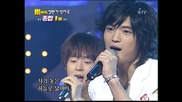 Tvxq - My Little Princess (040627 itv Super Rockie)