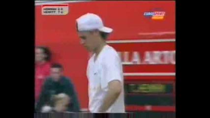 Atp Queens 2001 Полуфинал и Финал