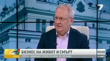 Делян Пеевски е новия Илия Павлов - Държава в Държавата Част 2