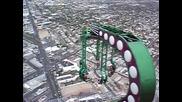 Atrakcia - Insanity at the Stratosphere. Las Vegas
