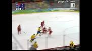 Хокей с Горбачов
