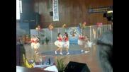 бф рона Латвийски танц