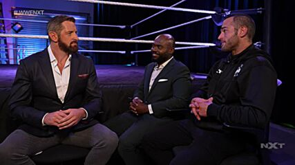 Roderick Strong and Malcolm Bivens discuss origins of The Diamond Mine: WWE NXT, July 27, 2021