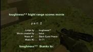 Toughness - hight range scores