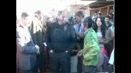 Кандидат Кмет от Дпс плаща на циганите в Кремиковци