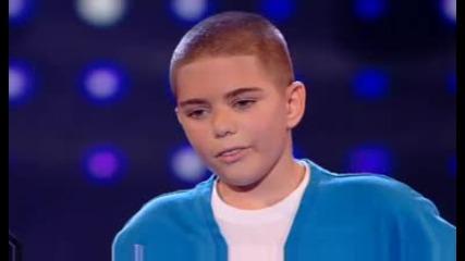 Britains Got Talent - финал - Aidan Davis