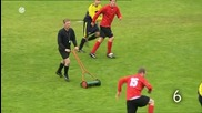 10 Неща, които не трябва да правите ако сте футболен съдия