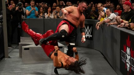 Shinsuke Nakamura vs. Samoa Joe – NXT Title Match: NXT TakeOver: Toronto 2016 (Full Match)