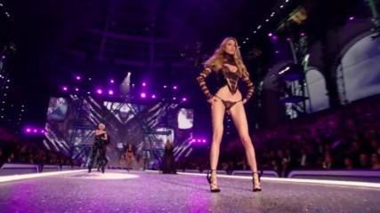 A-yo John Wayne Medley live From The Victorias Secret Fashion Show 2016 In Paris