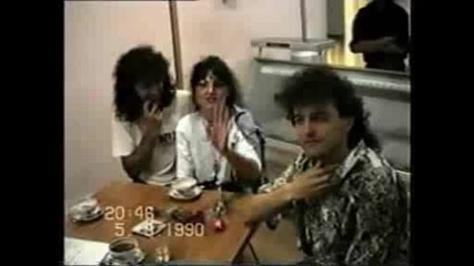 Деян И Бойко Неделчеви - Посоки - live - melody of the friends Монголия - 1990