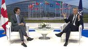 Belgium: Trudeau, NATO's Stoltenberg talk 'Russian misbehaviour, interference'