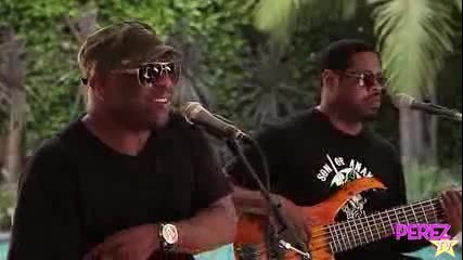 Boyz Ii Men - Better Half (acoustic Perez Hilton Performance)
