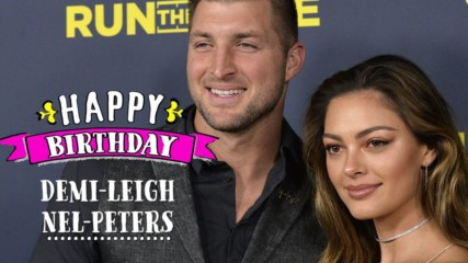 3 Times Demi-Leigh Nel-Peters and Tim Tibow were #CoupleGoals