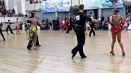 Спортни танци - Купа България, Русе 2019/9