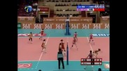 Ожесточена битка за точката Chinese Hustle - Epic Volleyball Rally!