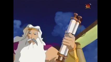 Воины мифов [20 серия - Дамон и Пифиас]