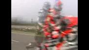 Crazy Motorbike Vs. Bmw 645 - Хасково