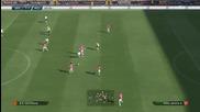 Pro Evolution Soccer 2015 Pc Gameplay { Arsenal vs Manchester United }