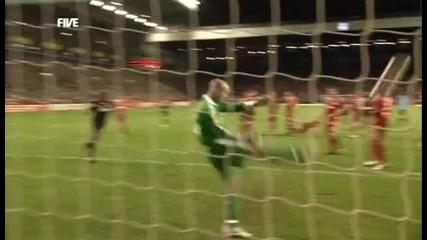 Liverpool vs Benfica 4 - 1