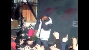 50 Cent Performs Crack A Bottle [live at Winter X - Games 14]
