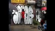 Painting & Bombing - New York Graffiti