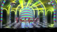 (hd) Snsd - I Got A Boy ~ M Countdown (24.01.2013)