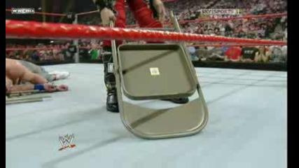 Wwe 20.04.09 Chris Jericho vs John Cena 2/2