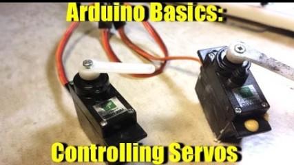 Arduino Basics How to Control a Servo